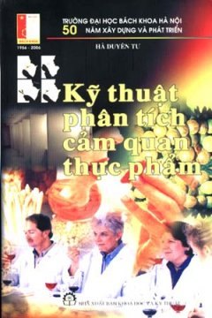 Kỹ Thuật Phân Tích Cảm Quan Thực Phẩm - Tái bản 05/06/2006