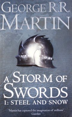 A Storm of Swords, Part 1: Steel and Snow
