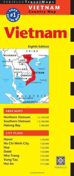 Travel Map Vietnam - Tái bản 05/2014