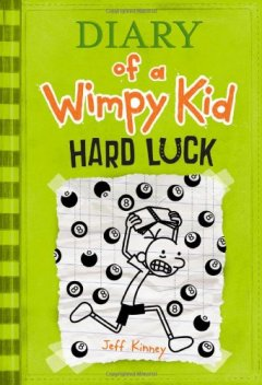 Diary of a Wimpy Kid 8: Hard Luck - Tái bản 11/2013