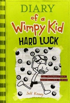 Diary of a Wimpy Kid 8: Hard Luck - Tái bản 2014