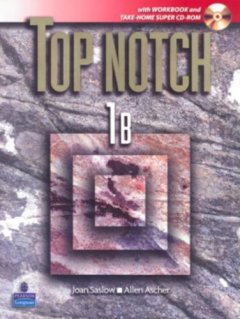 Top Notch 1: Split B with Workbook & Super CD-Rom