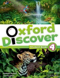 Oxford Discovery 4: Student Book