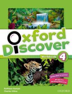 Oxford Discovery 4: Workbook