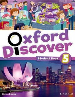 Oxford Discovery 5: Student Book