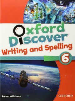 Oxford Discovery 6: Writing & Spelling Book