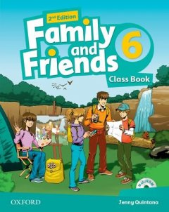 Family & Friends, Second Edition: 6 Class Book Pack