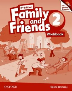 Family & Friends, Second Edition: 2 Workbook & Online Practice Pack