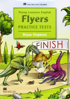 Practice Tests Flyers: Student Book with Audio CD