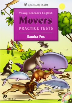 Practice Tests Movers: Student Book with Audio CD