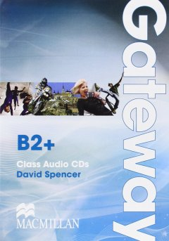 Gateway B2+: Audio CD