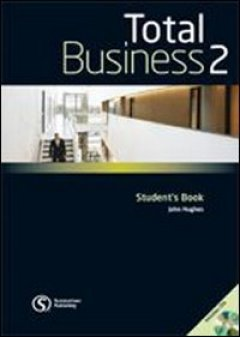 Total Business 2: Student Book with Class Audio CD