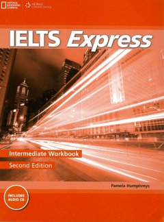 IELTS Express (2 Ed.) Inter: Workbook with Audio