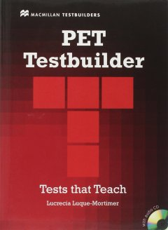 PET TestBuilder with Key with CD