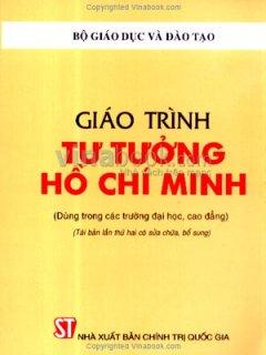 Giáo Trình Tư Tưởng Hồ Chí Minh - Tái bản 08/06/2006