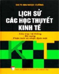 Lịch Sử Các Học Thuyết Kinh Tế - Tái bản 2005
