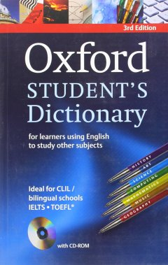 Oxf Student's Dict of Eng 3e Pk
