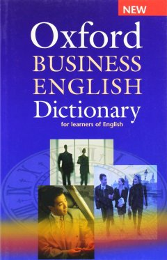 Oxf Business Eng Dict for Learners of Eng 2e