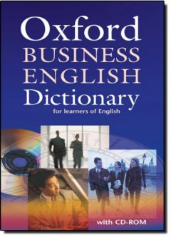 Oxf Business Eng Dict for Learners of Eng 2e Pk