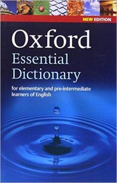 Oxf Essential Dict 3E Pk