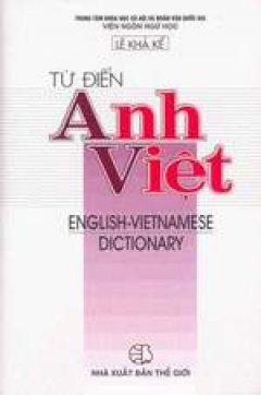 Từ Điển Anh Việt (English-Vietnamese Dictionary)