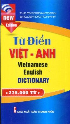 Từ Điển Việt - Anh (Khoảng 275.000 Từ) - Khổ 10 x 18