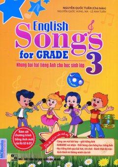 Những Bài Hát Tiếng Anh Cho Học Sinh Lớp 3 (Kèm 1 DVD)