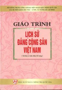 Giáo Trình Lịch Sử Đảng Cộng Sản Việt Nam - Tái bản 08/08/2008