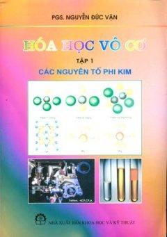 Hóa Học Vô Cơ - Tập 1 - Các Nguyên Tố Phi Kim