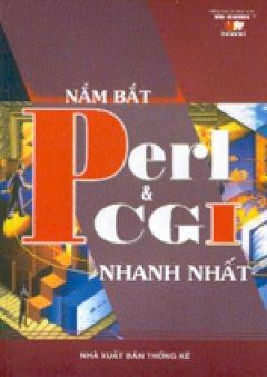 Nắm bắt Perl & CGI nhanh nhất