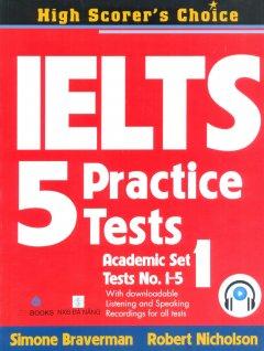 IELTS 5 Practice Tests - Academic Set 1