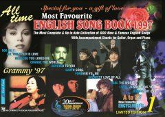 Most Favourite English Song Book 1997 - Volume 1