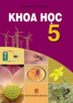 Bộ SGK Lớp 5 (Năm Học 2008 - 2009) Bộ 9 Cuốn