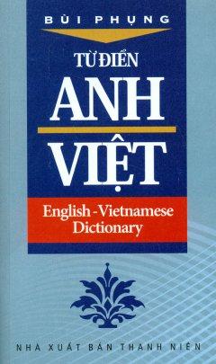 Từ Điển Anh Việt - Tái bản 12/09/2009