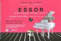 Phương Pháp Hồng - Năm Thứ Hai Với Đàn Piano - Tập 2 (Tái Bản 2019)