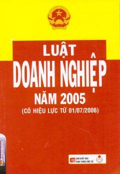 Luật Doanh Nghiệp 2005