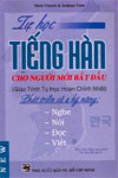 Tự Học Tiếng Hàn Cho Người Mới Bắt Đầu - Tái bản 01/06/2006