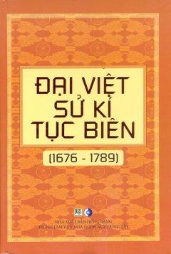 Đại Việt Sử Kí Tục Biên (1676 - 1789)