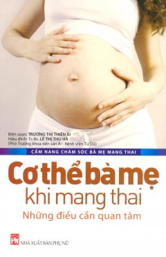 Cơ Thể Bà Mẹ Khi Mang Thai