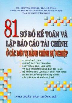 81 Sơ Đồ Kế Toán Và Lập Báo Cáo Tài Chính Ở Các Đơn Vị Hành Chính Sự Nghiệp