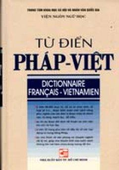 Từ Điển Pháp - Việt - Tái bản 12/02/2002